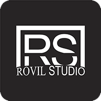 Logo Rovil Studio